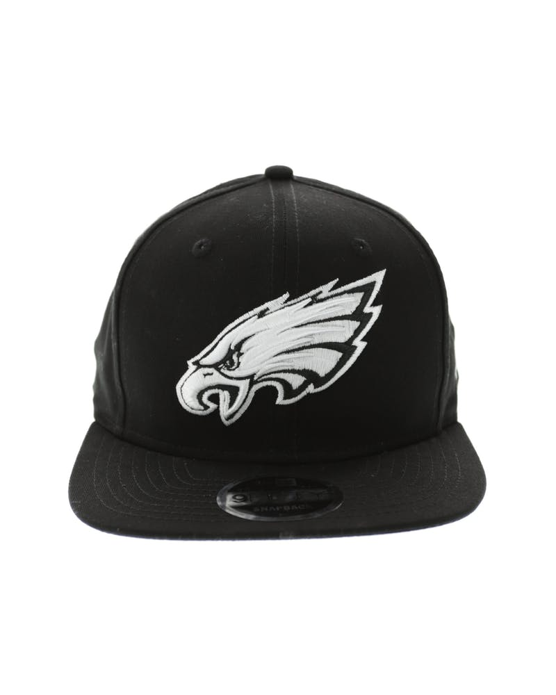 Eagles Logo Original Fit Snapback Black/white
