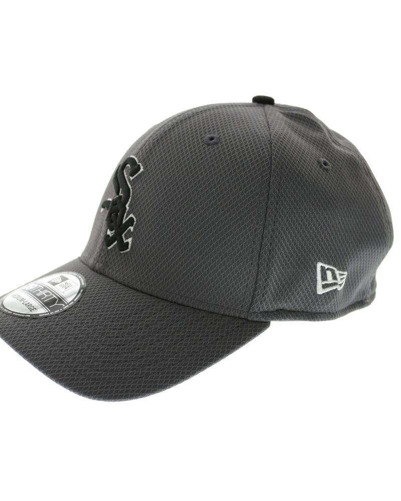 New Era White Sox DE 3930 Graphite/Black