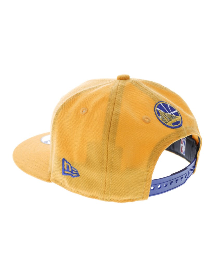 Youth Warriors Snapback Yellow/blue
