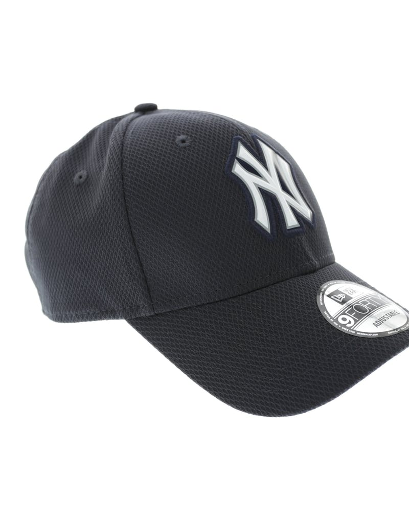 New Era Yankees Bevel Logo VELCROBACK Navy/White
