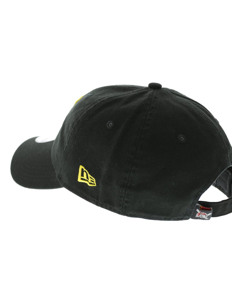 New Era Pirates 920 CC Strapback Black/yellow