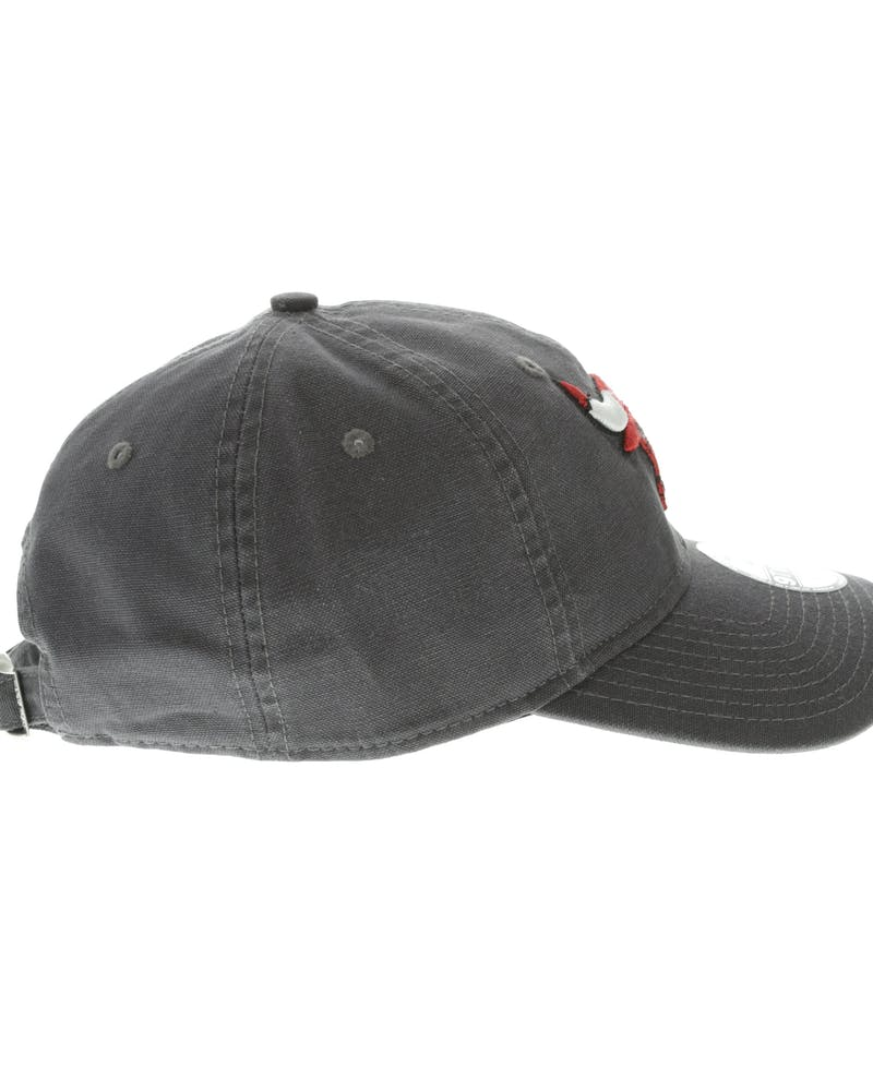 New Era Chicago Bulls 920 CC Strapback Graphite