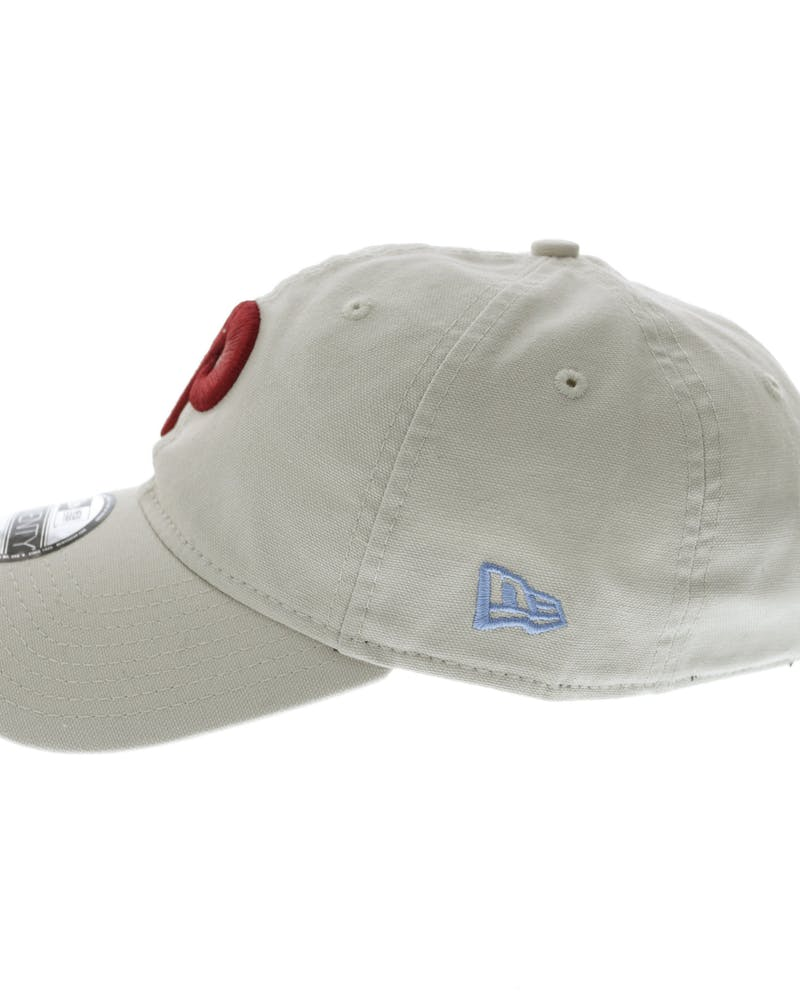 New Era Phillies 920 CC Washed Strapback Stone