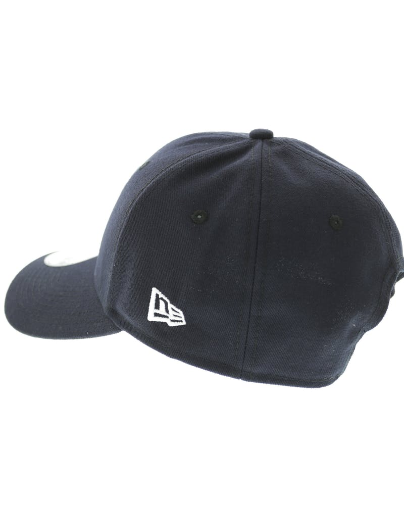 New Era Yankees 9FORTY Logo Snapback Navy/white