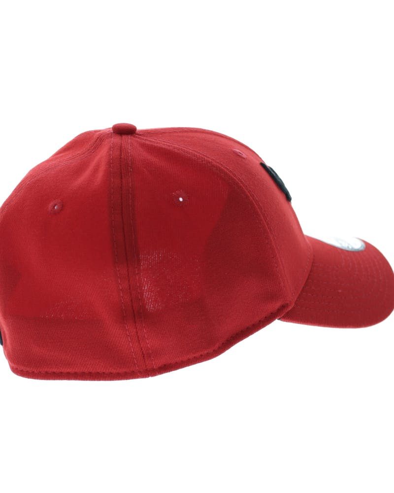 New Era Chicago Bulls Black Logo 3930 Scarlet/Black