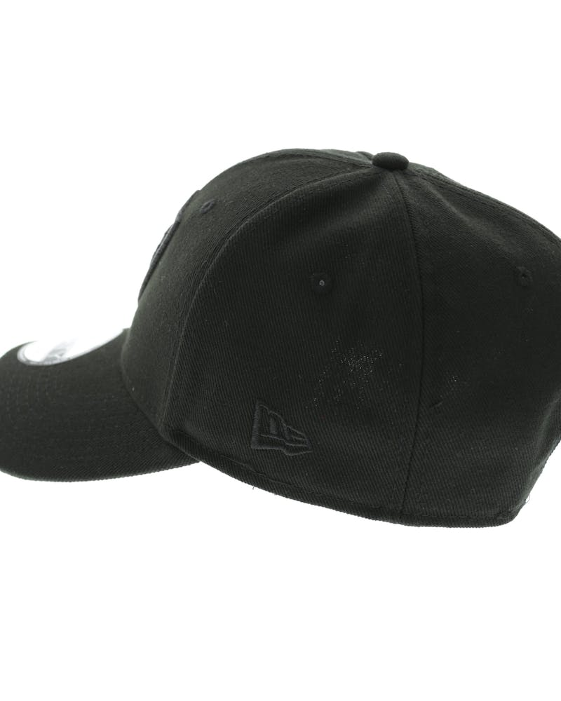 New Era Raiders 9FORTY Emblem Snapback Black