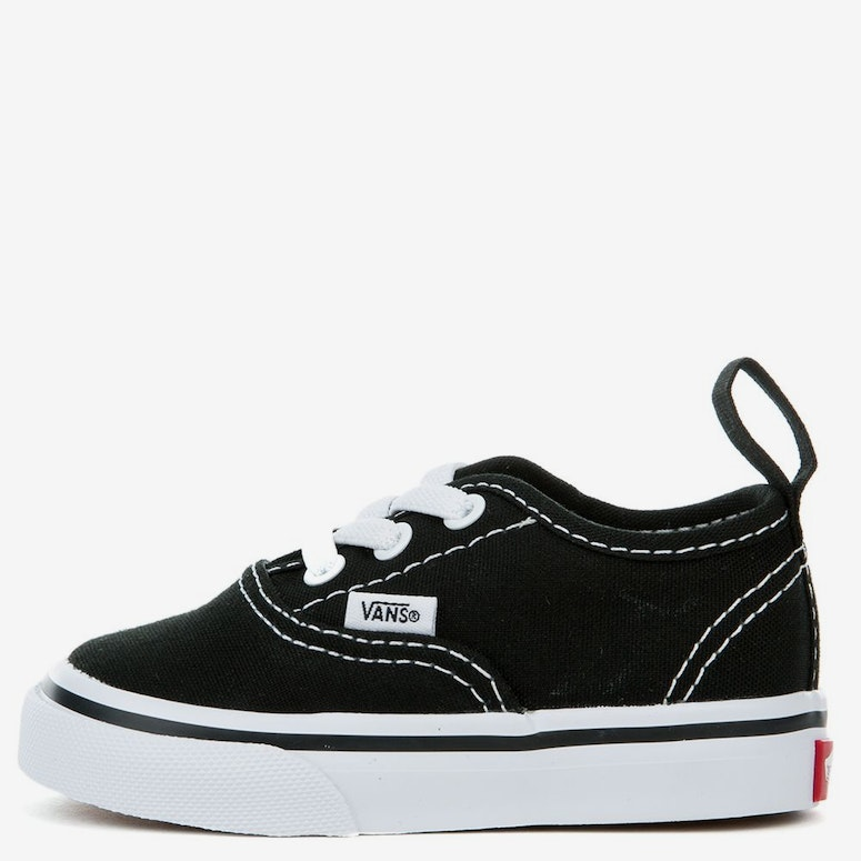 5c8c0ab36c175a Vans Toddler Authentic (Elastic Lace) Black White – Culture Kings US