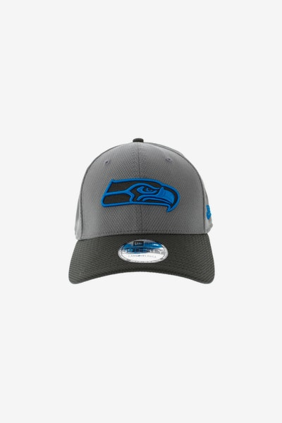 New Era Seattle Seahawks Neon Pop 3930 Fitted Graphite