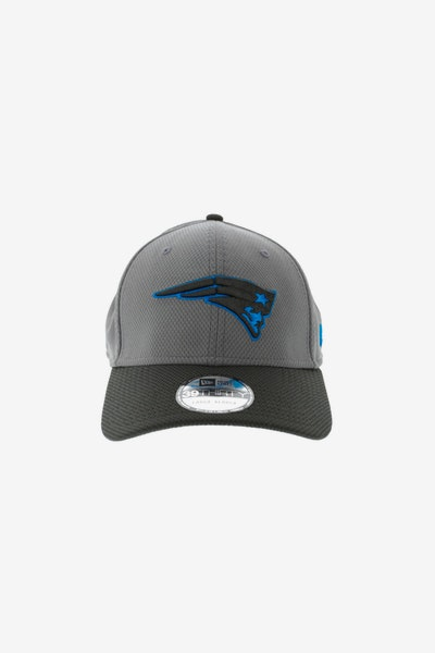 New Era New England Patriots Neon Pop 3930 Fitted Graphite