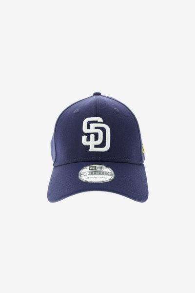 New Era San Diego Padres Logo 3930 Fitted Navy