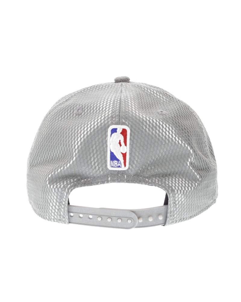 New Era Sacramento Kings 9FIFTY Original Fit On-Court Collection Draft Snapback Grey