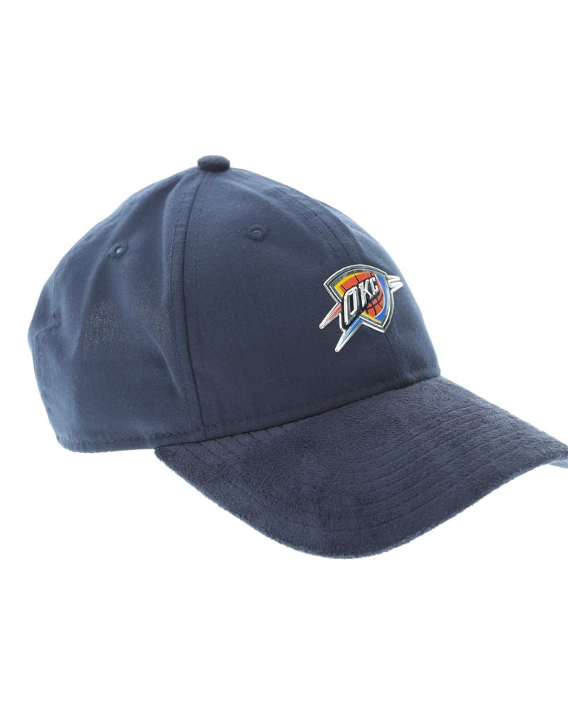 New Era Oklahoma City Thunder 920 Strapback Navy