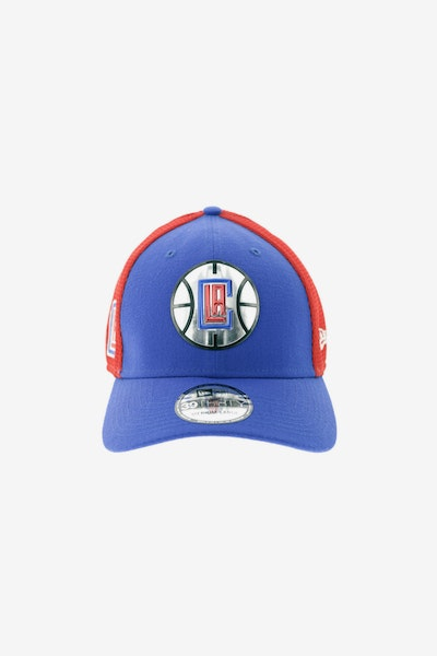 New Era Los Angeles Clippers Logo 3930 Blue