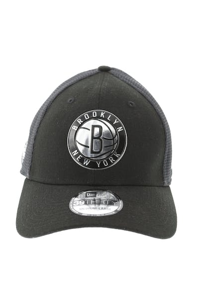 New Era Brooklyn Nets Logo 3930 Black