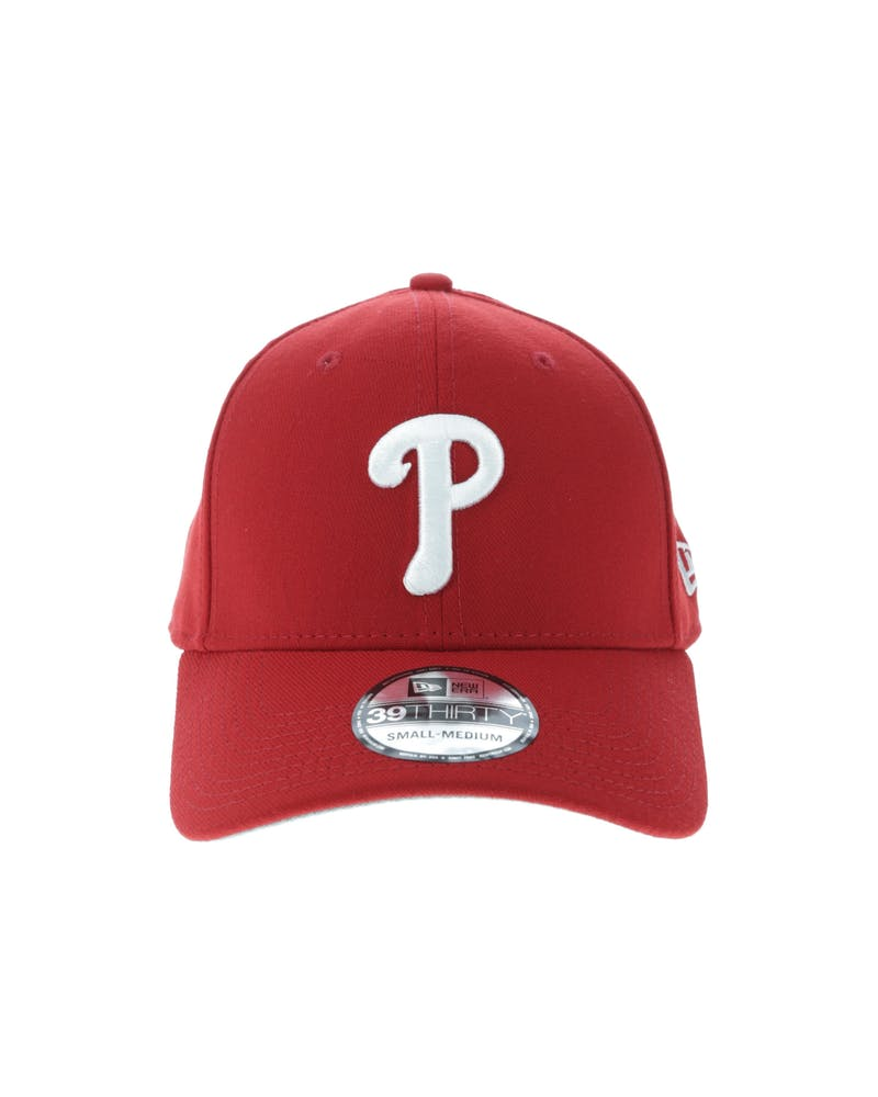 New Era Philadelphia Phillies 3930 Fitted Red