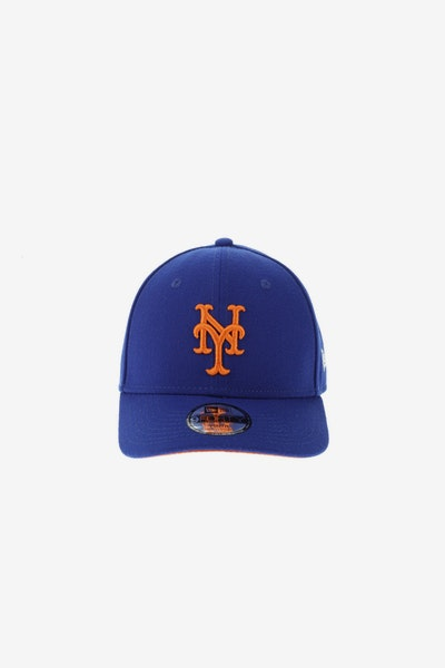 New Era Youth New York Mets 940 Velcroback Blue