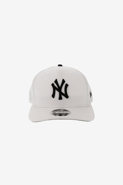 New Era New York Yankees 950 Original Fit Precurve Snapback White