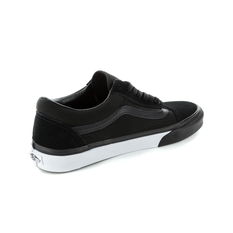 Vans Old Skool (Mono Bumper) Black