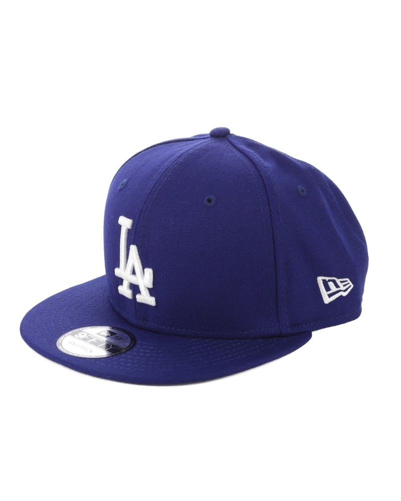 New Era Los Angeles Dodgers 9FIFTY Snapback Dark Royal