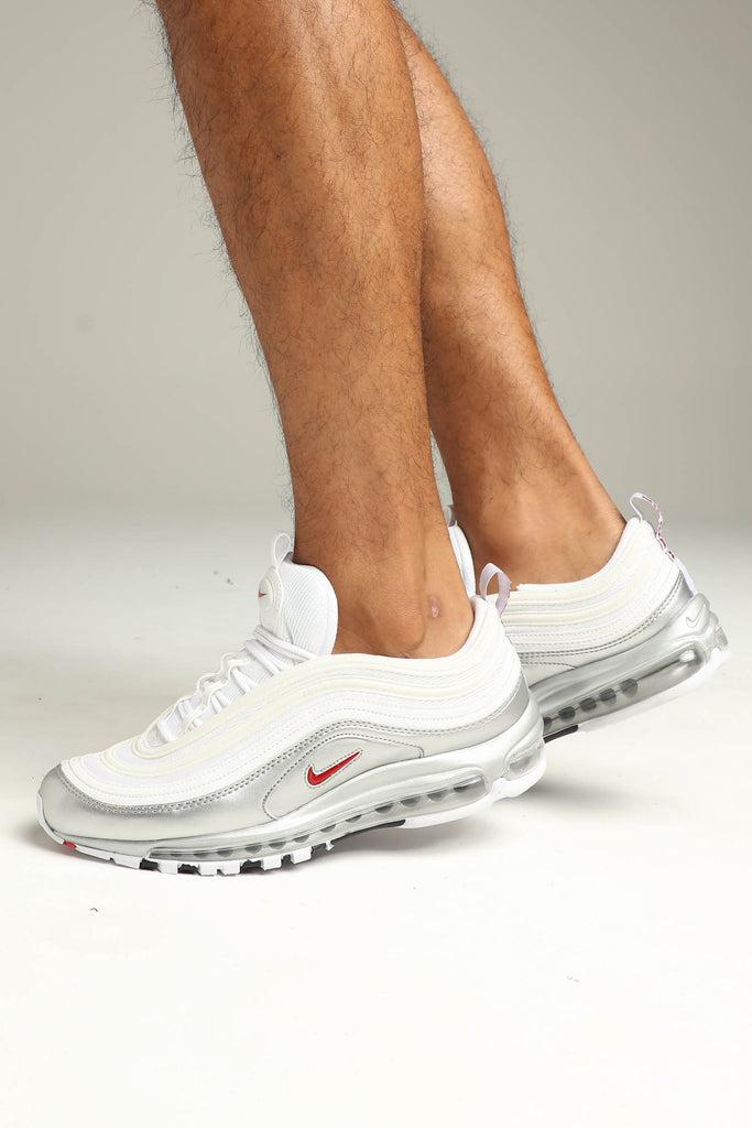 Nike Air Max 97 QS WhiteRedSilver
