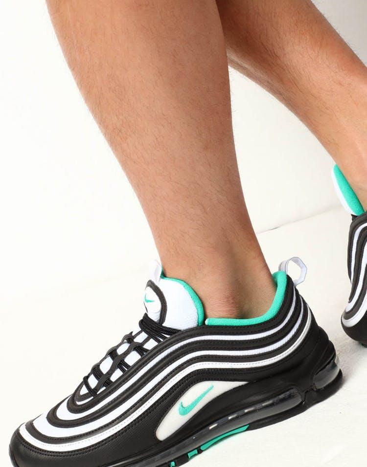 purchase cheap 1ae05 8f84b Nike Air Max 97 Black/Emerald