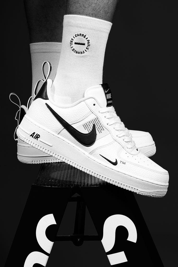 Nike Air Force 1 '07 LV8 Utility WhiteWhiteBlack