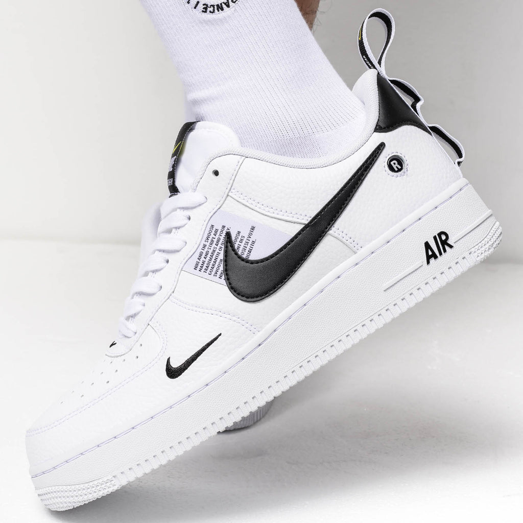 Nike Air Force 1 '07 LV8 Utility WhiteWhiteBlack