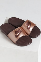 "Nike Benassi ""Just Do It."" Bronze"