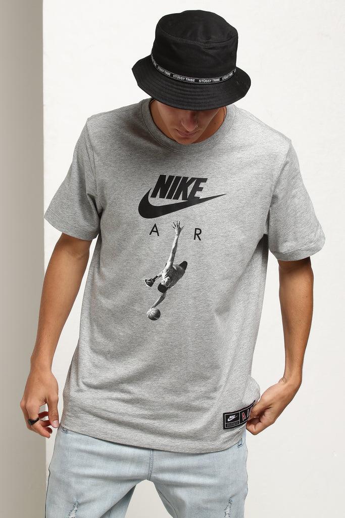Nike Air Tee Dark GreyBlack