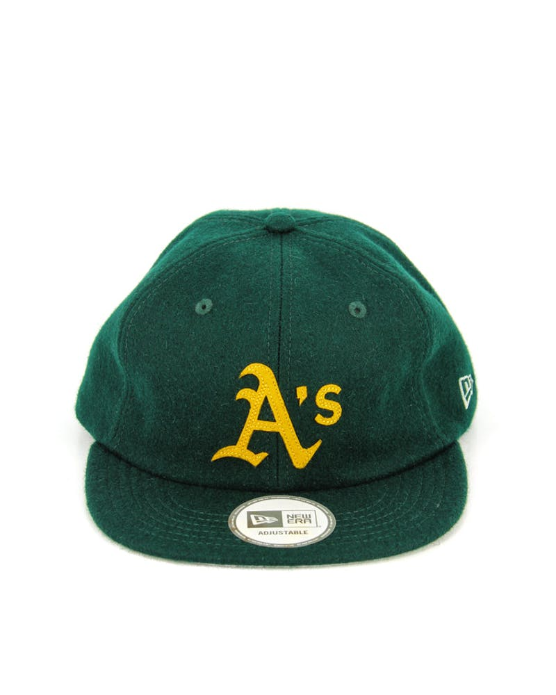 Oakland Athletics 1920 Green/yellow