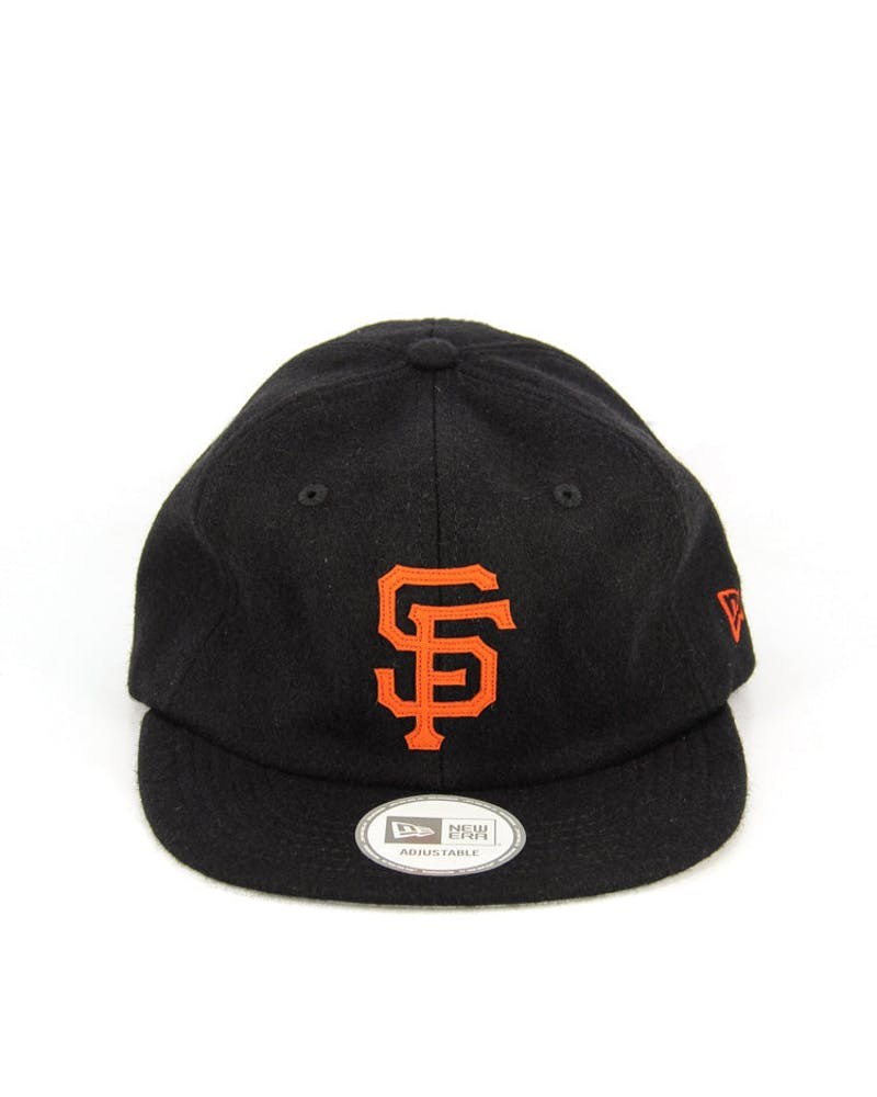 San Fran Giants 1920 Black/Orange
