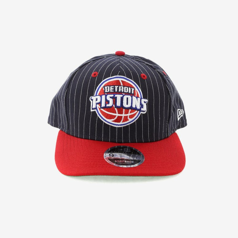New Era Detroit Pistons 9FIFTY Original Fit Snapback Black – Culture ... 360a88ecb58c