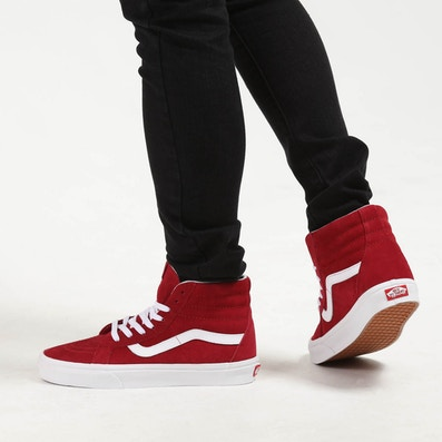 f47520f673fc Pig Suede upper - Lace closure - Iconic Vans branding - 3M Scotchgard  Protector to protect from oil and water - Style code  VN0A2XSBU5M