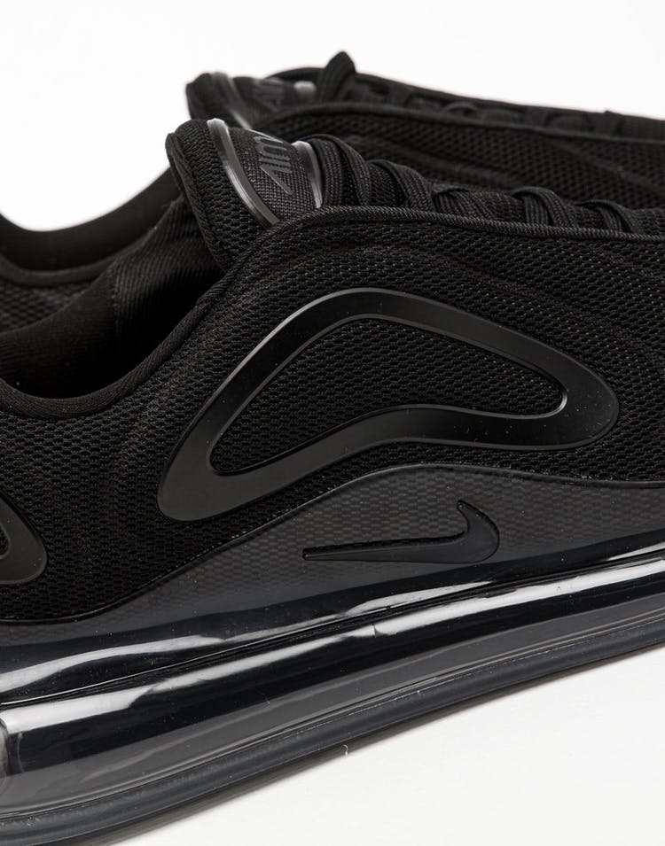 Nike Air Max 720 Black/Black/Anthracite