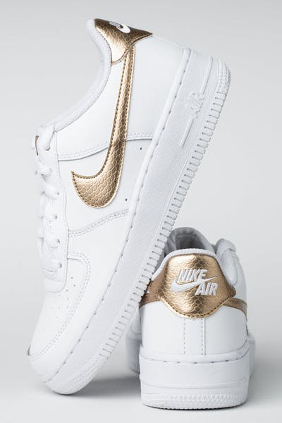 Nike Kids Air Force 1 EP (GS) White/Blur