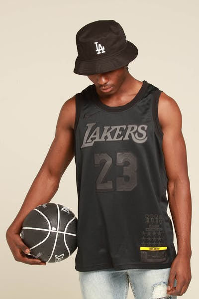 Nike Los Angeles Lakers Lebron James MVP Swingman Black