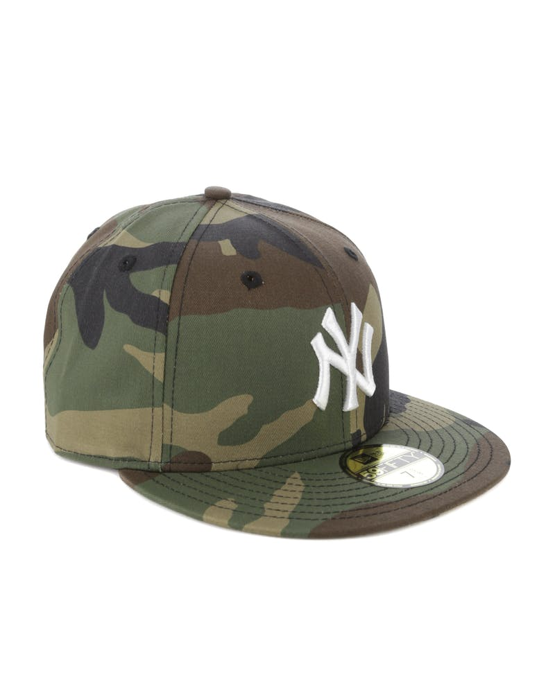 New Era New York Yankees 59FIFTY Team Fitted Camo
