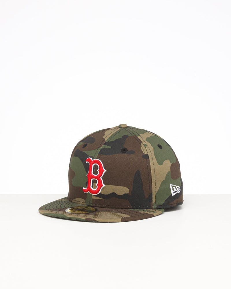 New Era Boston Red Sox 59FIFTY Team Fitted Camo