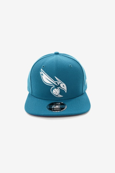 New Era Charlotte Hornets 9FIFTY Original Fit Snapback