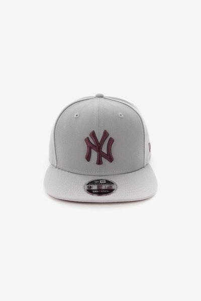 New Era New York Yankees 950 Original Fit Snapback Grey