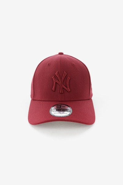 New Era New York Yankees 3930 Stretch Fitted Cardinal