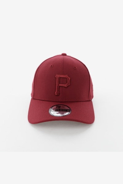 New Era Pittsburgh Pirates 3930 Stretch Fitted Cardinal