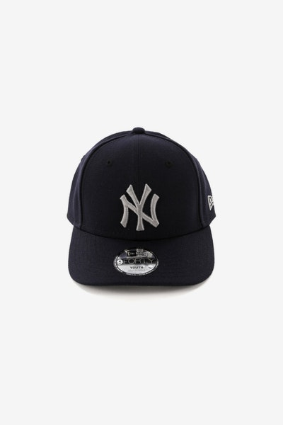 New Era Kids New York Yankees 9FORTY Snapback Navy