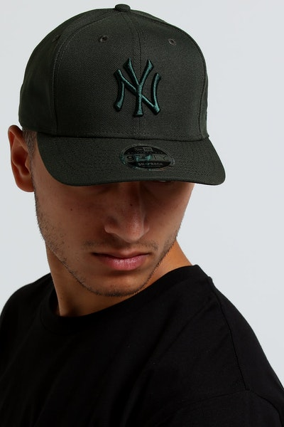 New Era New York Yankees 9Fifty Original Fit Snapback Seaweed