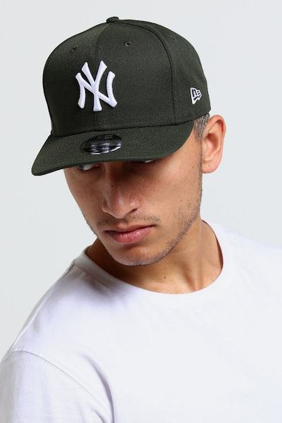 New Era New York Yankees 9Fifty Original Fit Snapback Dark Green