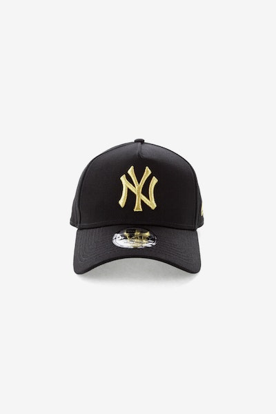 New Era New York Yankees CK 940 A-Frame Strapback Black/Gold
