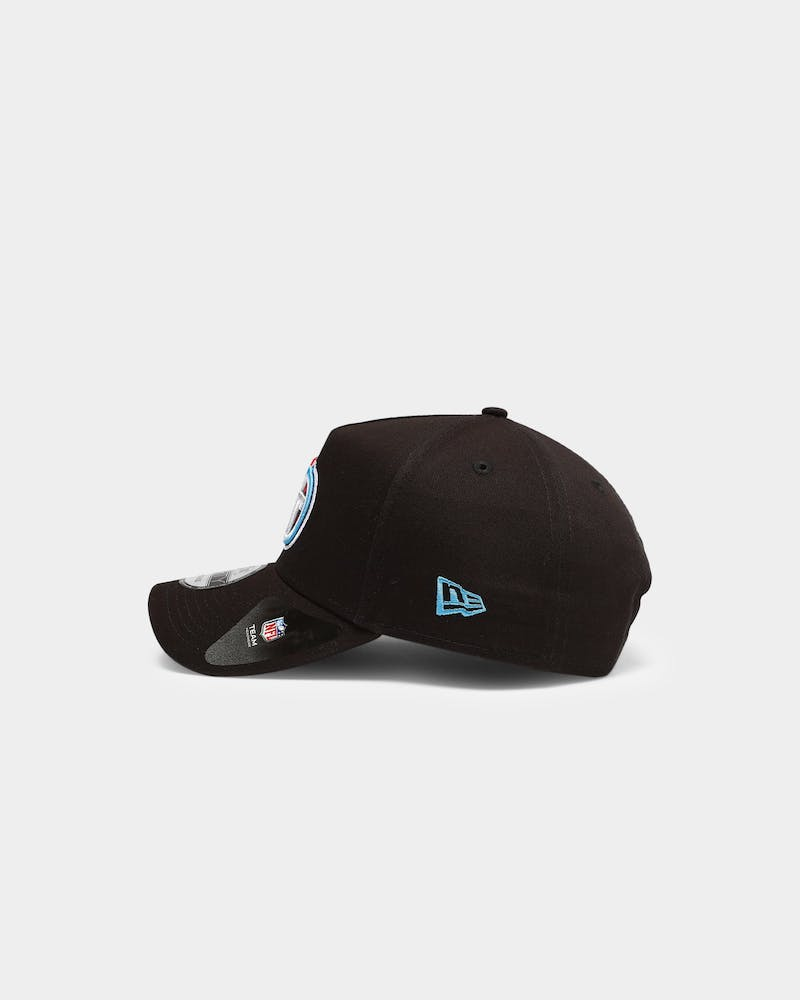New Era Tennessee Titans NFL 9FORTY A-Frame Snapback Black