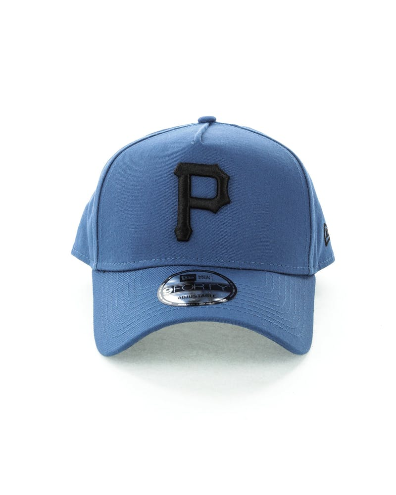 New Era Pittsburgh Pirates 9FORTY A-Frame Snapback Admiral