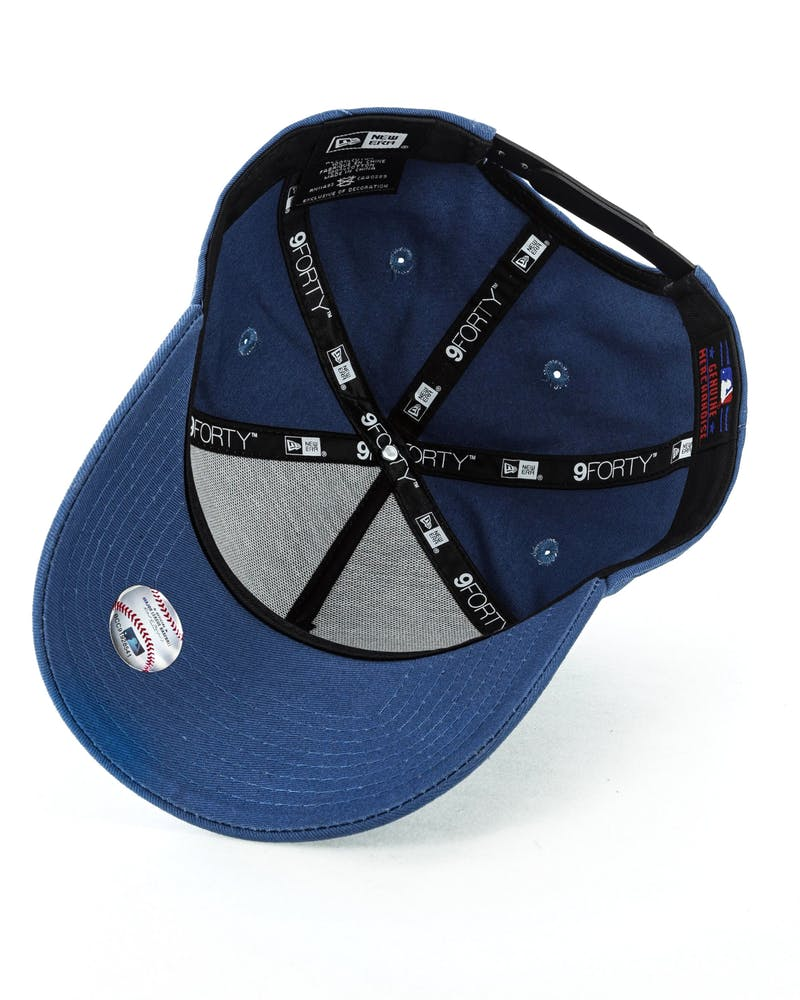New Era New York Yankees 9FORTY A-Frame Snapback Admiral