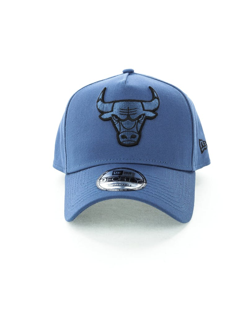New Era Chicago Bulls 9FORTY A-Frame Snapback Admiral
